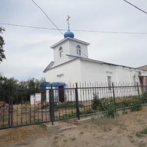 Приход храма Пресвятой Троицы с. Буранное